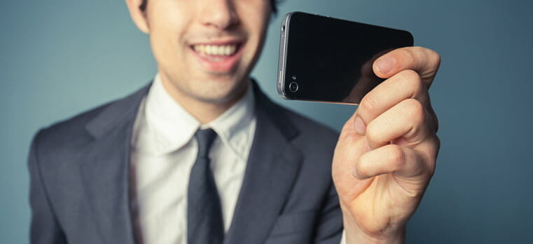 Tip: Record Tips on your CellPhone
