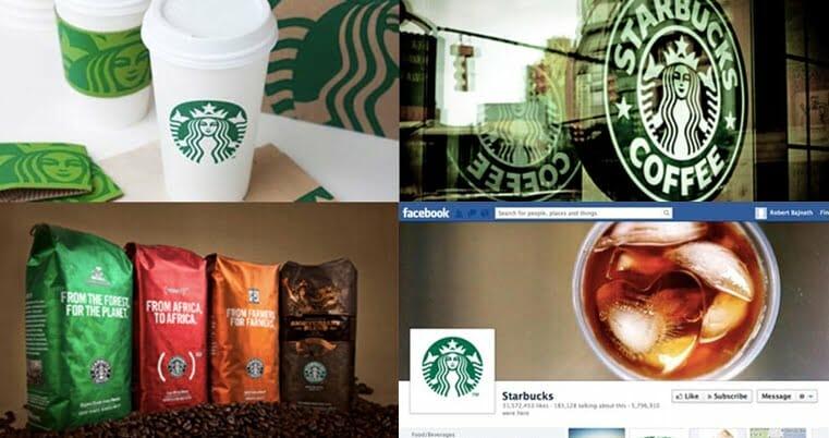 Branding and Design - Starbucks Branded Design