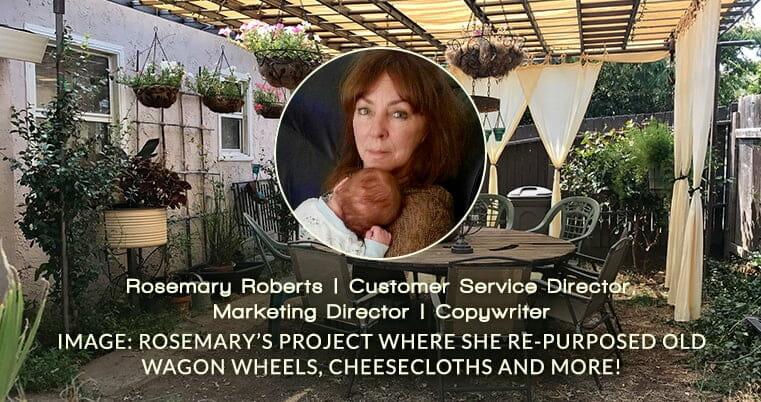 Rosemary Roberts Marketing Director