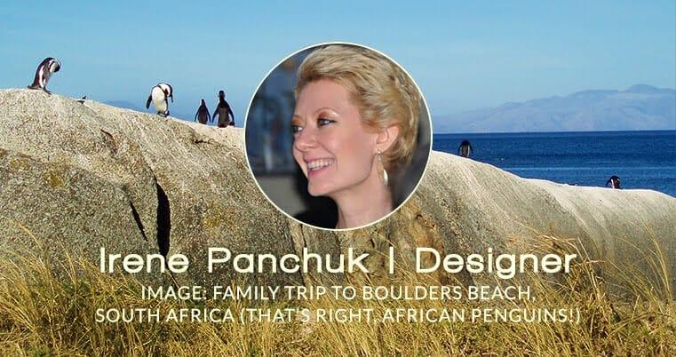 RDC Team - Irene Panchuk Designer