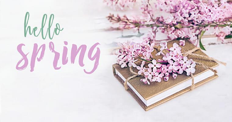Spring Makeover