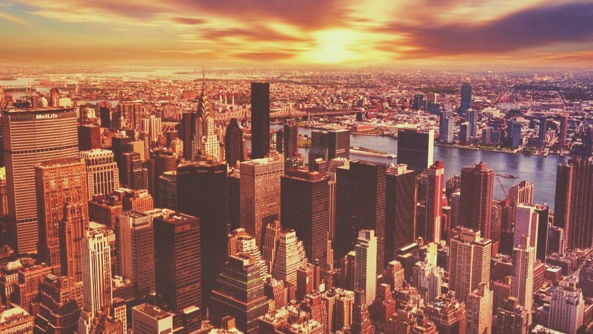 City View Buildings Landscape - Opportunities