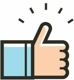 Copy writing tips for Social Media - Thumbs Up