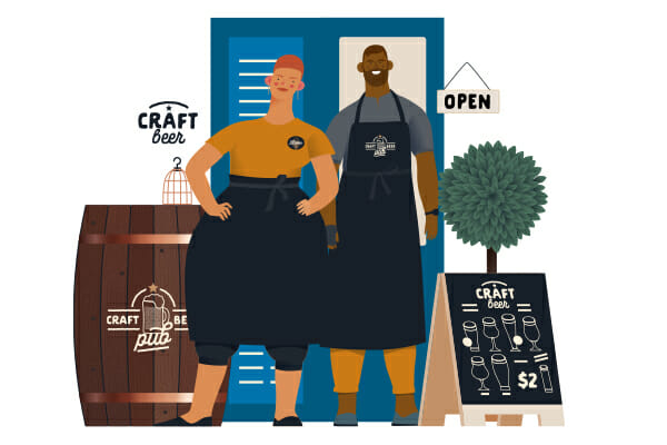 Clients - Small Business - Pub